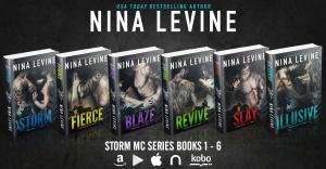 New look STORM MC SERIES