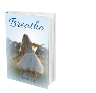 Breathe Hardcover Book